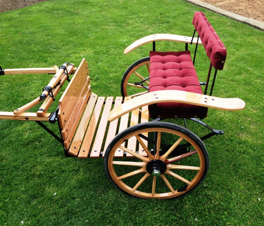 Easy Entry Pony Cart Plans The Best Cart